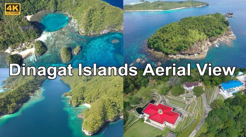 Die Philippinen im Video - Insel Dinagat mit der Drohne