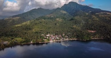 Die Philippinen im Video - Barangay Tomalistis auf der Insel Birilan