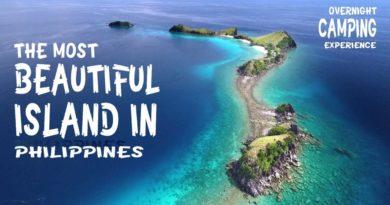 Die Philippinen im Video - Die schöne Insel Sambawan