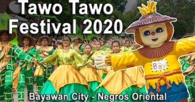 Die Philippinen im Video - Tawo-Tawo Fest