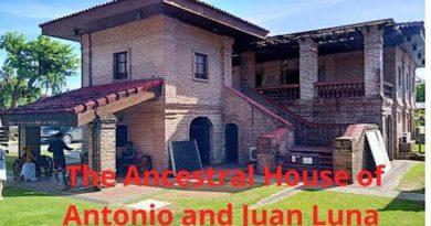 Die Philippinen im Video - Das Luna Ahnenhaus