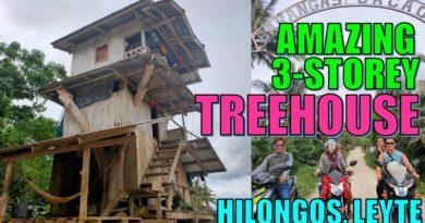Die Philippinen im Video - Erstaunliches 3-Etagen-Baumhaus
