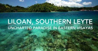 Die Philippinen im Video - Meerespark Tagbak in Liloan