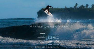 Die Philippinen im Video - Marama Tokong - Surfer