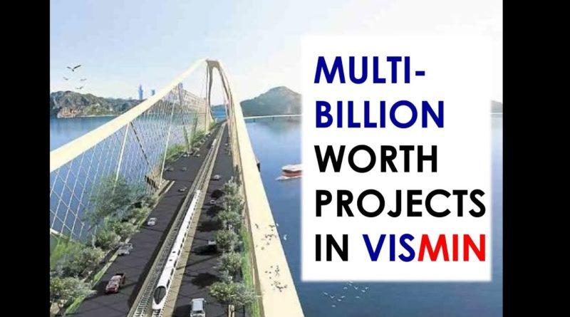 Die Philippinen im Video - Neue Infrastruktur in Visayas und Mindanao