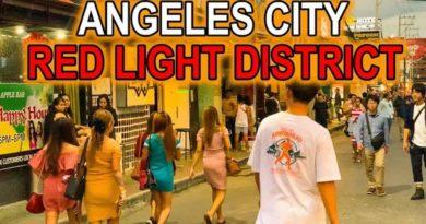 Die Philippinen im Video - Im Rotlichtbezirk von Angeles City