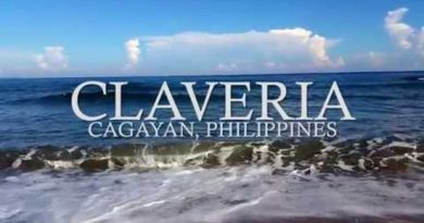 Die Philippinen im Video - Claveria in Cagayan