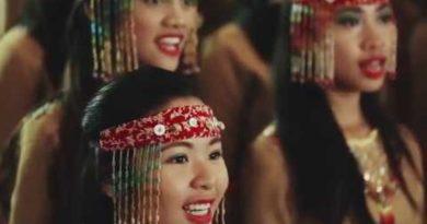 Die Philippinen im Video - Batanes High School Chor