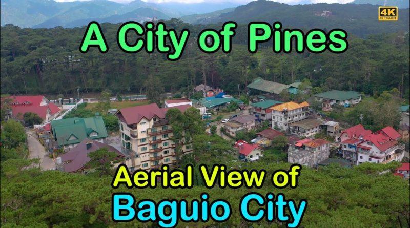 Die Philippinen im Video - Die Stadt der Nadelbäume - Baguio
