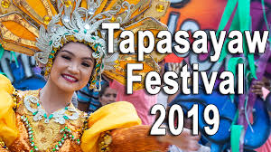 Die Philippinen im Video - Das Tapasayaw Festival in Bais - 2019