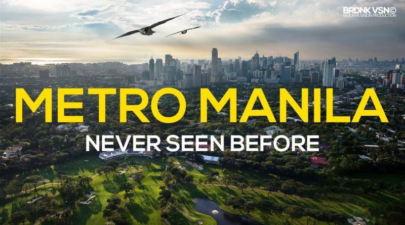 Die Philippinen im Video - BGC in Metro Manila, wie man es vorher noch nie gesehen hat