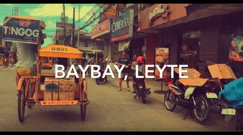 Die Philippinen im Video - Fahrradrischka-Tour durch Baybay