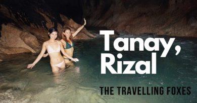 PHILIPPINEN MAGAZIN - VIDEOSAMMLUNG - Nächtliches Spelunking und Camping