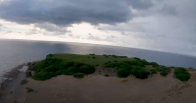 Die Philippinen im Video - In den Dünen am Culili Point
