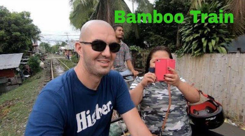 Die Philippinen im Video - Unterwegs mit dem Bambuszug