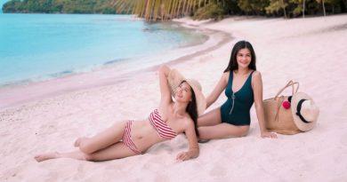 Die Philippinen im Video - Am rosa Strand in Sorsogon