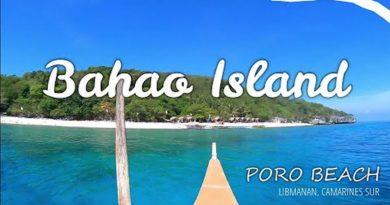 Die Philippinen im Video - Ausflug zur Insel Bahao