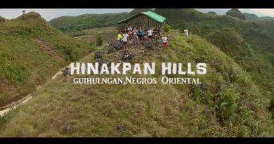 Die Philippinen im Video - Mit der Drohne auf den Hinakpan Hills