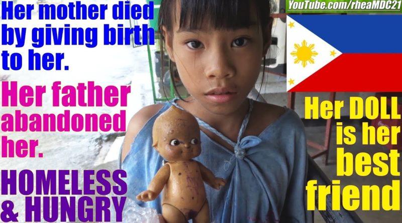 PHILIPPINEN MAGAZIN - Das junge, obdachlose Mädchen