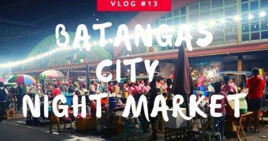 Die Philippinen im Video - Foodtrip auf dem Nachtmarkt von Batangas