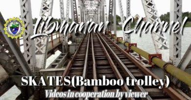 Die Philippinen im Video - Mit der Bambuskarre auf Schienen