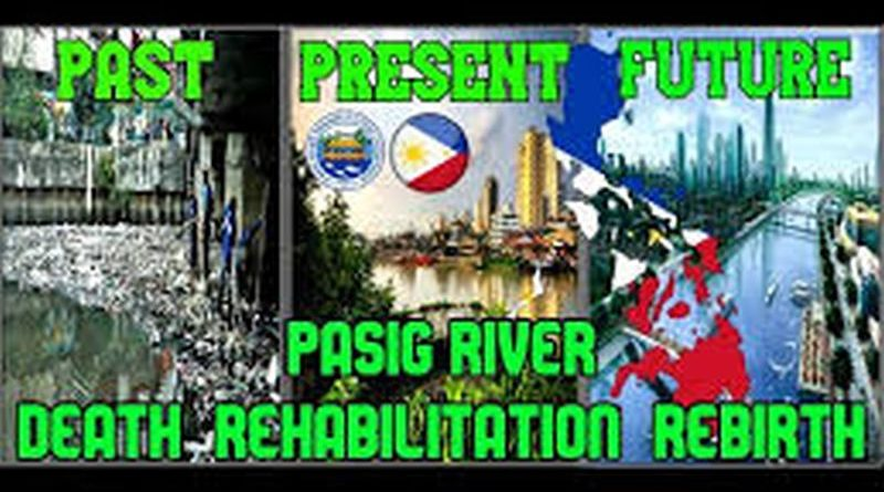 Die Philippinen im Video - Die Evolution des Pasig Flusses