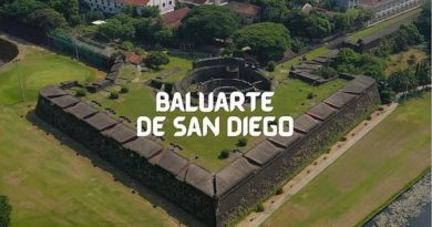 Die Philippinen im Video - Baluarte de San Diego