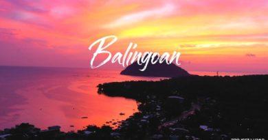 Die Philippinen im Video - Balingoan aus der Luft