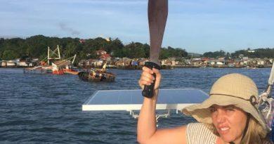 Die Philippinen im Video - Mit meiner Schwester durch die Philippinen segeln