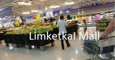 Die Philippinen im Video - Shopping in der Lim Ket Kai Mall