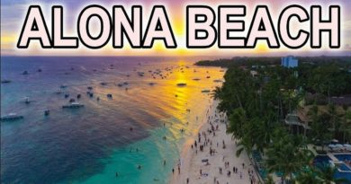 Die Philippinen im Video - Alona Beach in Panglao 4K