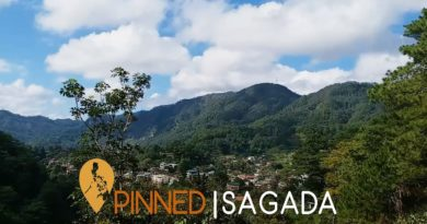 Die Philippinen im Video - ANGEHEFTET: Sagada