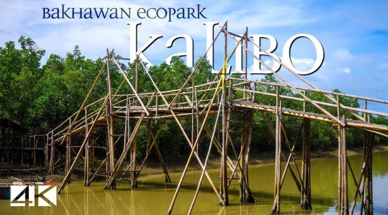 Die Philippinen im Video - Der Bakhawan Eco-Park in Kalibo von oben gesehen