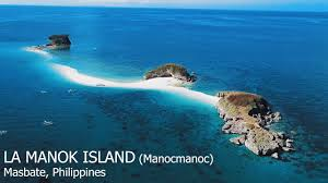 Die Philippinen im Video - Die Insel La Manok in Masbate