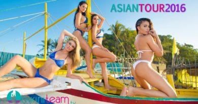 Die Philippinen im Video - Das BikiniTeam auf Boracay