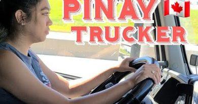 Die Philippinen im Video - Pinay Trucker in Alberta
