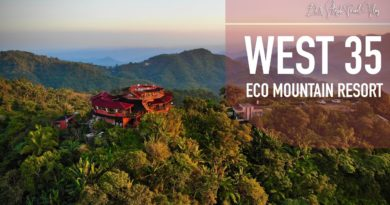 Die Philippinen im Video - West 35 Eco Bergresort in Balamban