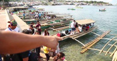 Die Philippinen im Video - Ein neuer Hafen für Lamitan