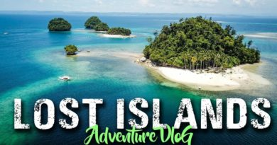 Die Philippinen im Video - Auf Entdeckung auf den Britania Islands