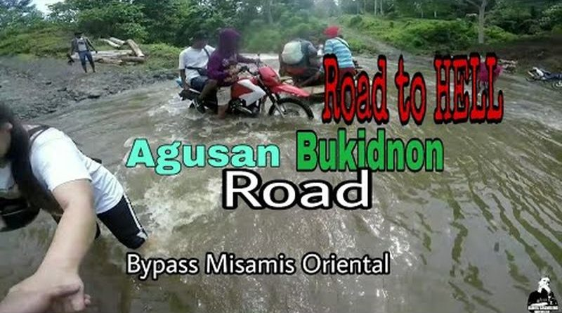 Die Philippinen im Video - Agusan Bukindnon Straße