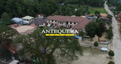 Die Philippinen im Video - Antequera in Bohol