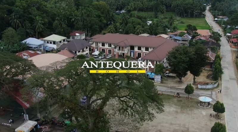 Die Philippinen im Video - Antequera in Bohol