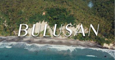 Die Philippinen im Video - Bulusan in Sorsogon