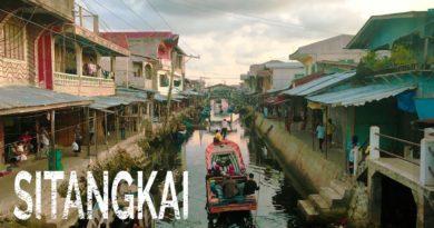 Die Philippinen im Video - Im Venedig der Philippinen - Sitangkai