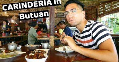 Die Philippinen im Video - Die beste Carinderia in Butuan