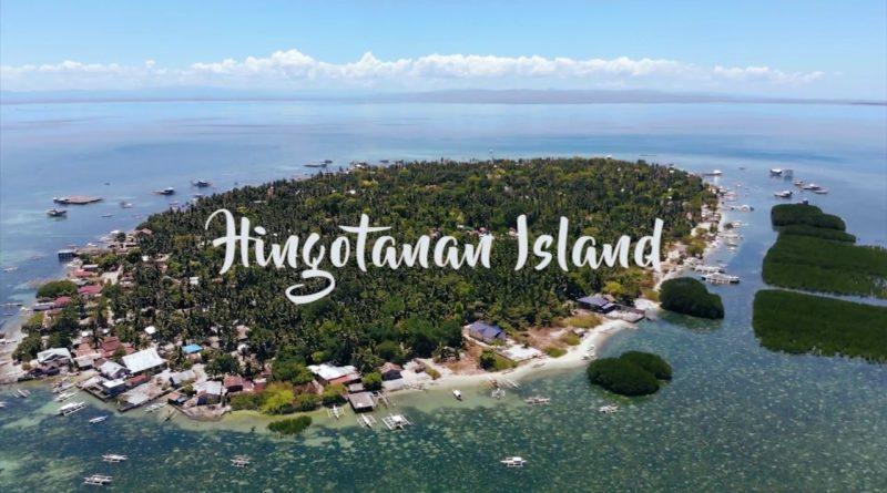 Die Philippinen im Videoo - Die Insel Hingotanan in Bien Unido auf Bohol