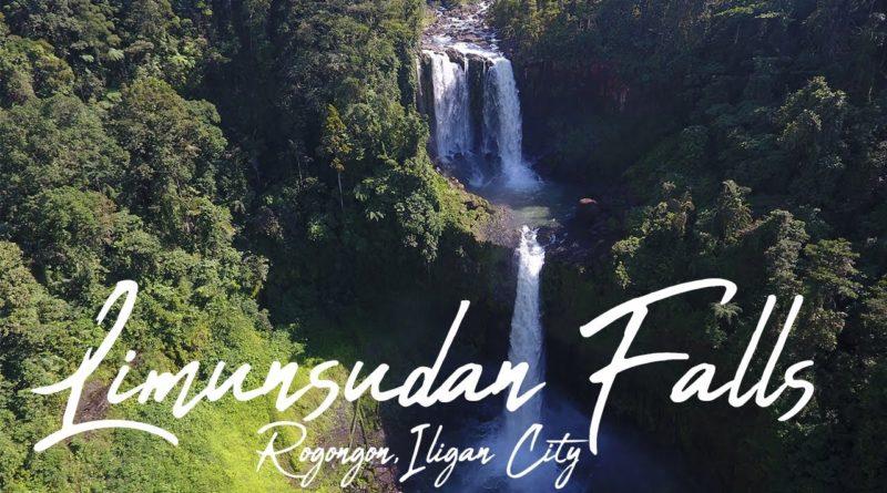 Die Philippinen im Video - Die gewaltigen Limunsudan Wasserfälle