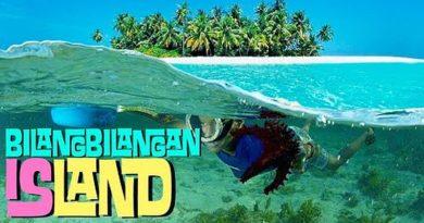 Die Philippinen im Video - Auf der Insel Bilangbilangan