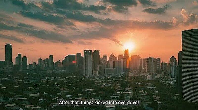 Die Philippinen im Video - Aufwachen in Metro Manila