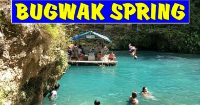 Die Philippinen im Video - Die Bugwak Spring in Balilihan